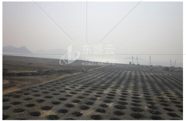 东盛云强夯承建湖南株洲机场项目地基处理强夯工程项目